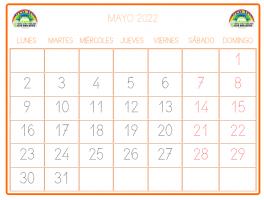 Calendarios infantiles personalizados